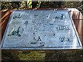 TM3689 : Millennium Plaque by Geographer