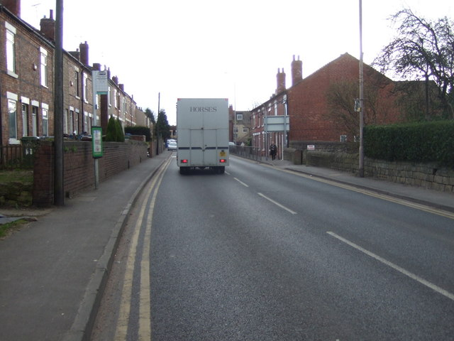 Leeming Lane South (A60)  by JThomas