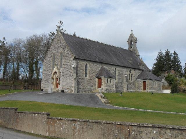 St Mary's RC Church, Corravacan