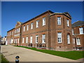 TG2207 : Apartments in former Norfolk and Norwich Hospital by Richard Humphrey