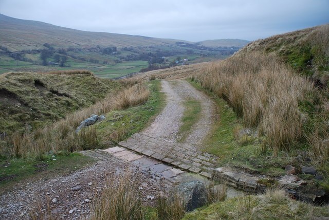Ford at Mallerstang