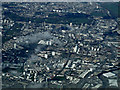 TQ3881 : Bromley from the air by Thomas Nugent
