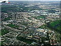 TQ1676 : West Middlesex University Hospital from the air by Thomas Nugent