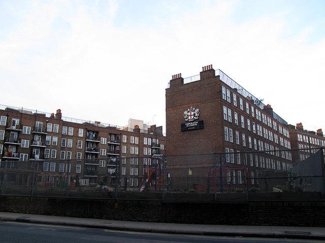 Southwark Street Estate