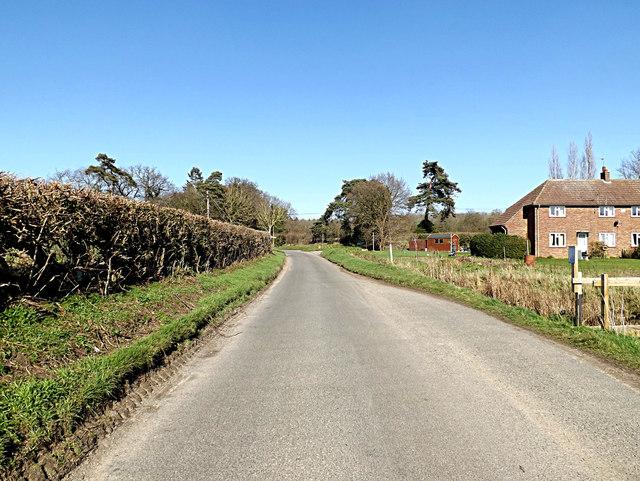 Church Road, Kirby Cane