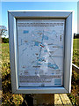 TM3793 : Permissive Access Map off Church Road by Geographer