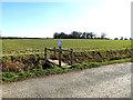TM3793 : Permissive bridleway along Church Road by Geographer