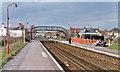 TQ6002 : Hampden Park station, 1993 by Ben Brooksbank
