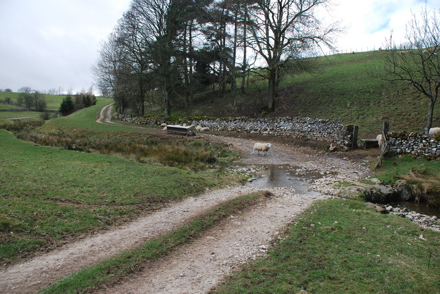 Ford on the Dale Beck