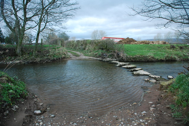 Wain Wath Ford and Stepping Stones, Soulby