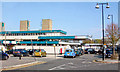 TL4411 : Harlow Town Station, entrance by Ben Brooksbank