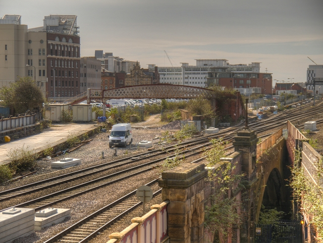 Manchester Exchange Station Site