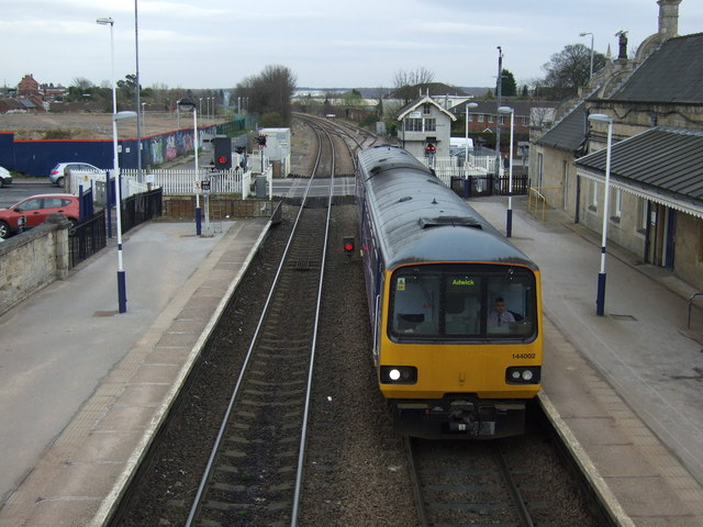 Worksop Railway Station