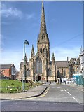 SJ8298 : The Roman Catholic Cathedral in Salford by David Dixon