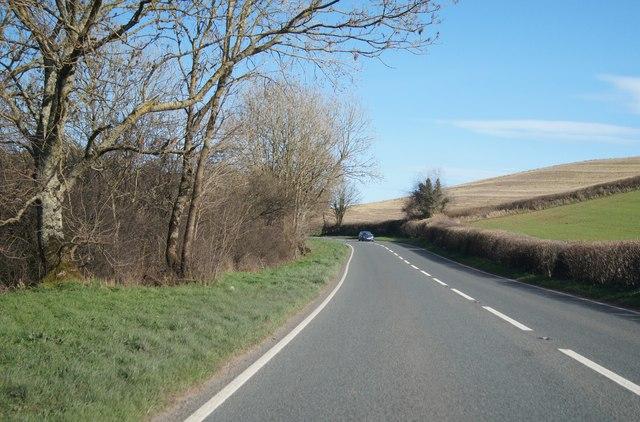 A385 near Longcombe