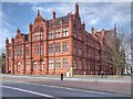 SJ8198 : The Peel Building, University of Salford by David Dixon