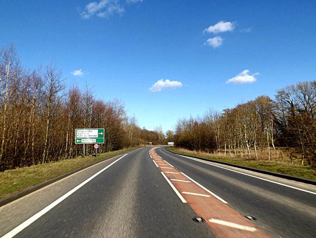 A143 Yarmouth Road, Ellingham