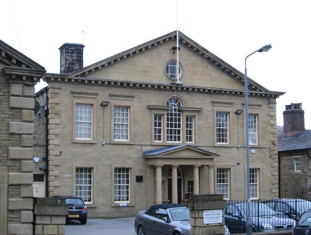 Halifax - Albany Club on Clare Road