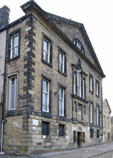 Halifax - Albany Club on Clare Street