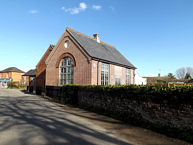 Former Methodist Chapel on Mill Road