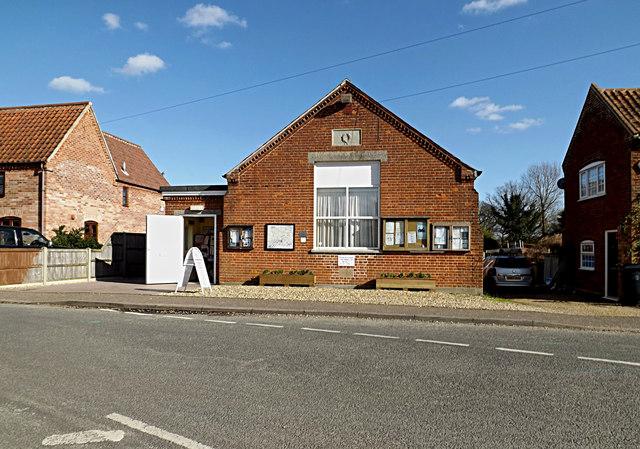 Kirby Cane Village Hall
