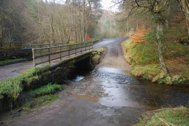 Ford in Hamsterley Forest