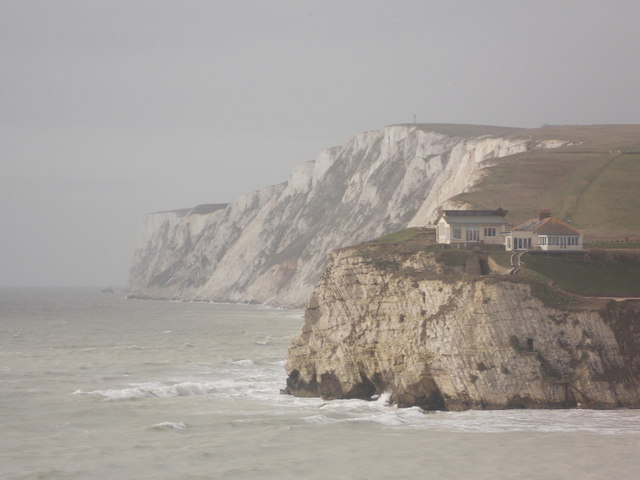 Freshwater: Fort Redoubt and Highdown Cliffs