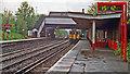TQ3574 : Honor Oak Park station, 1992 by Ben Brooksbank