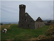 SC2484 : Round tower Peel Castle by Richard Hoare