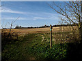 TM4461 : Footpath to Golding's Lane by Adrian Cable
