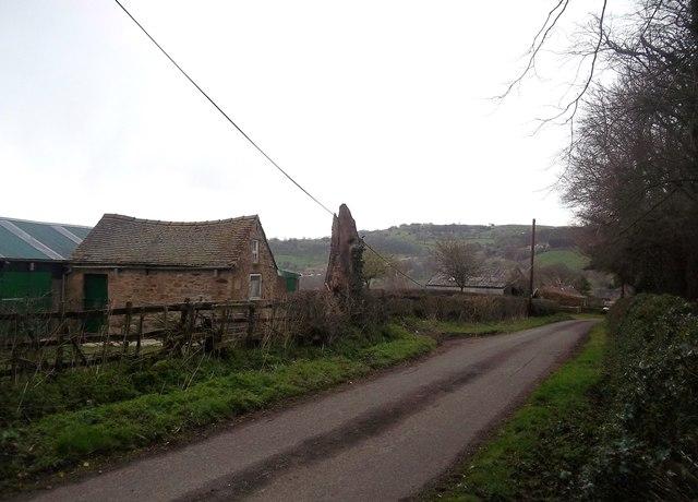 Barn on Callow lane