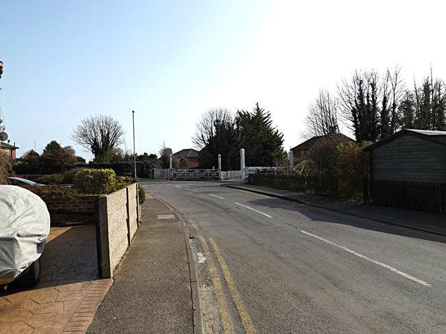 Westwood Ho, Leiston