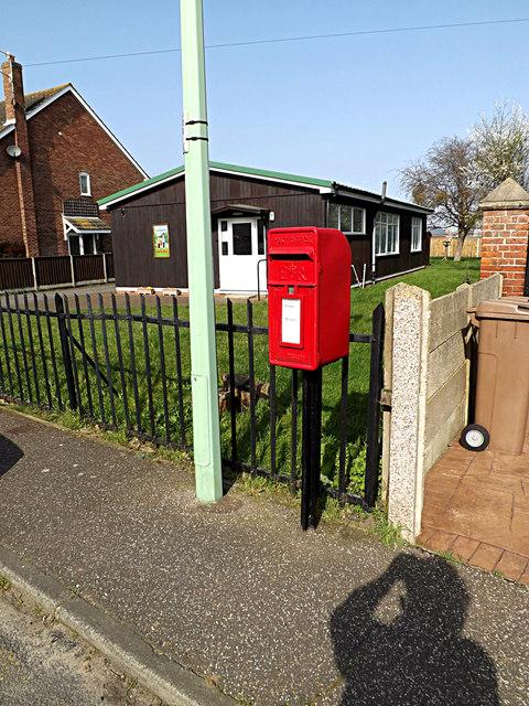 Railway Station Postbox