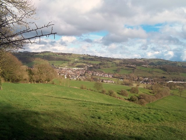 Southern Fringes of Wirksworth