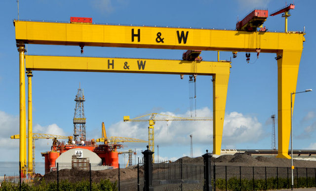 "The ""Blackford Dolphin"", Harland & Wolff, Belfast - March 2014(2)"