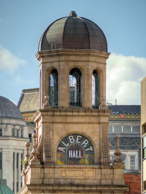 Manchester Albert Hall (Cupola)