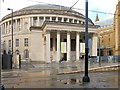 SJ8397 : Manchester Central Library by David Dixon