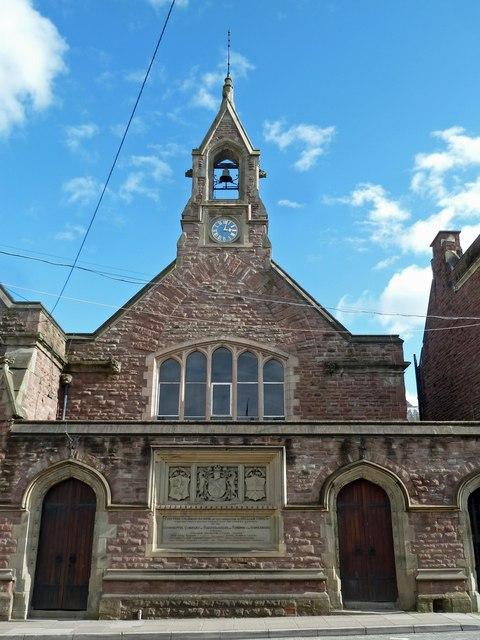 Monmouth - school