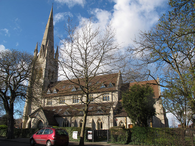 Christ Church, Forest Hill