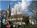 TQ3572 : Christ Church, Forest Hill by Stephen Craven