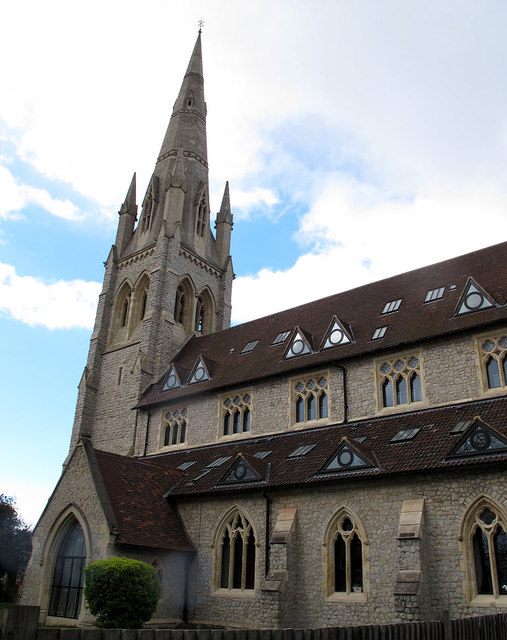 Christ Church, Forest Hill: converted nave