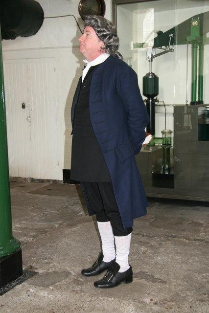 London Museum of Water & Steam - James Watt!