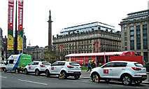 NS5965 : FIFA event in George Square by Thomas Nugent
