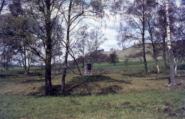 Site of the Battle of Killiecrankie