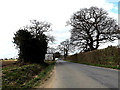 TM2041 : Nacton Road, Nacton by Adrian Cable