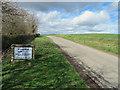 SE7465 : Howardian Hills, AONB by Pauline E