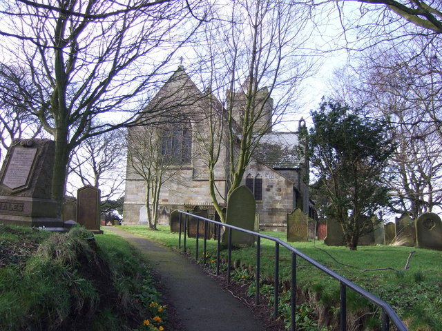 All Saints Church, Easington, Redcar And Cleveland