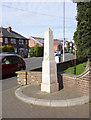 SK6140 : Colwick War Memorial by Alan Murray-Rust