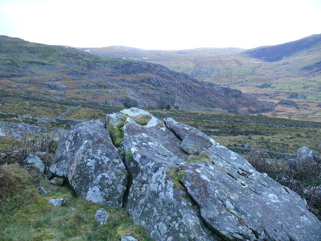 Llethrau Mynydd Llanbedr / Slopes of Mynydd Llanbedr