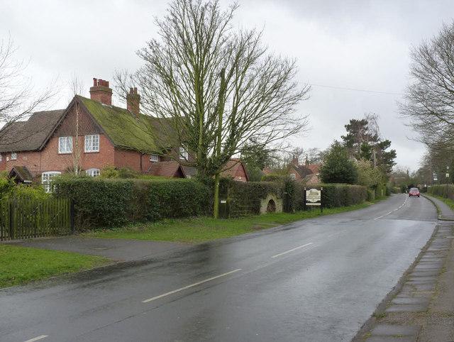 Boundary Cottage, Strelley